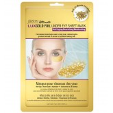 Satin Smooth Luxgold Under Eye Sheet Mask