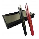 SilkLine Masquerade Mirror & Tweezer Set