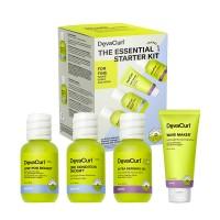 DevaCurl Essential Starter Kit - Fine