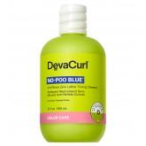 DevaCurl No-Poo Blue Cleanser 12oz