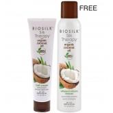 Biosilk Silk Therapy Coconut Oil Offer