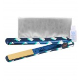 CHI Azul Diamante Flat Iron 1""