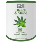CHI Bleach & Shine Hemp & Aloe Infused Lightener 32oz