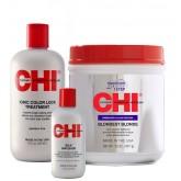CHI Blondest Blonde Bleach & Treat Kit
