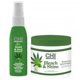 CHI Bond+ Sample Kit with Hemp & Aloe