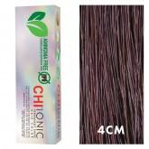 CHI Ionic 4CM Dark Chocolate Mocha Brown 3oz