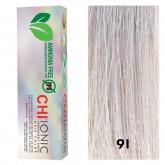 CHI Ionic 9I Light Iridescent Blonde 3oz