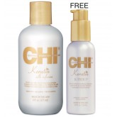 CHI Keratin Shine & Silk Infusion Offer