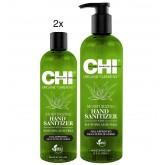 CHI Organic Gardens Moisturizing Hand Sanitizer 3pk