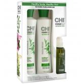 CHI Power Plus Hair Renew Starter Kit