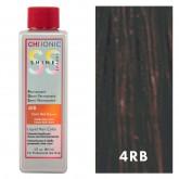 CHI Shine Shades 4RB Dark Red Brown 3oz