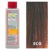 CHI Shine Shades 5CG Medium Copper Golden Brown 3oz