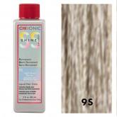 CHI Shine Shades 9S Light Silver Blonde 3oz