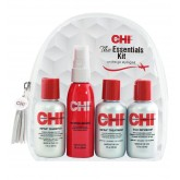 CHI The Essentials On The Go Styling Travel Kit 4pk