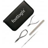 Footlogix Precision Implement Kit 4pc
