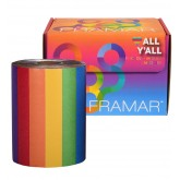 Framar All Y'all Embossed Medium Foil Roll 320'