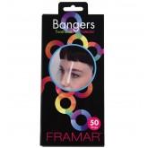 Framar Bangers Forehead Protector Strips 50pk
