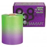 Framar Creep It Real Embossed Foil Roll 320'