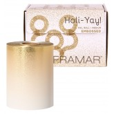 Framar Holi-Yay 2020 Embossed Roll Medium