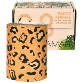 Framar Party Animal Embossed Medium Foil Roll 320'