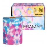 Framar Tie-Dye Foil Roll - Medium 320'