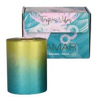 Framar Tropic Vibes Embossed Medium Foil Roll 320'