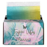 "Framar Tropic Vibes Embossed Pop Up Foil 5x11"" - 500 Sheets"