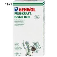 Gehwol Fusskraft Herbal Bath 11+1