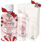 Hempz All Is Bright Peppermint Vanilla Swirl Duo