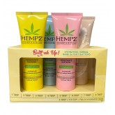 Hempz Butt-ah Up Mini Hand Butter 4pk