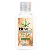 Hempz Citrine Crystal & Quartz Herbal Body Moisturizer 2oz