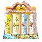 Hempz So Creamy So Dreamy Hand Creme Display 12pk