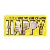 Hempz Minis That Make You Happy! Moisturizer Kit 5pk