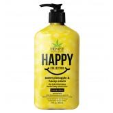 Hempz Happy Collection Pineapple & Honey Melon Body Moisturizer 17oz