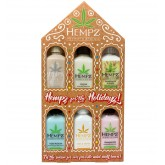 Hempz For The Holidayz Mini Moisturizer 6pk
