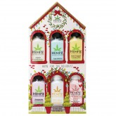 Hempz Home For The Holidayz Mini Moisturizer 6pk