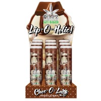 Hempz Lip-O-Holic Lip Balm Display 9pc