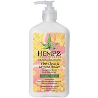 Hempz Pink Citron & Mimosa Flower Body Moisturizer 17oz