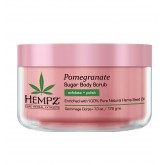 Hempz Pomegranate Sugar Body Scrub 7oz