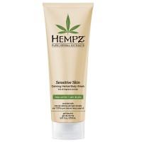 Hempz Sensitive Skin Body Wash 8.5oz
