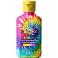 Hempz Sparkling Citrus & Starfruit Herbal Body Moisturizer 2.3oz