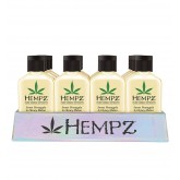 Hempz Sweet Pineapple Moisturizer Basket 2oz 24pk