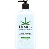 Hempz Triple Moisture Whipped Body Moisturizer 17oz