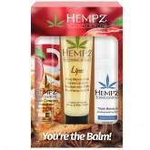 Hempz You're The Balm Lip Trio