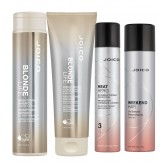 Joico Blonde Life Summer Care & Protect 4pk