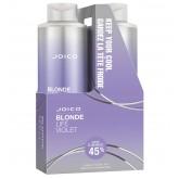 Joico Blonde Life Violet Litre Duo