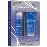 Joico Color Balance Blue Brass Attack Duo