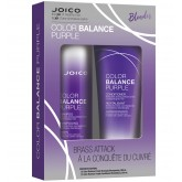 Joico Color Balance Purple Brass Attack Duo