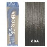 Joico Vero K-PAK Color 6BA Light Blue Ash Brown 2.5oz