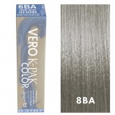Joico Vero K-PAK Color 8BA Medium Blonde Blue Ash 2.5oz